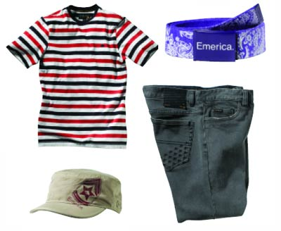 emerica fall products