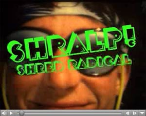 Shralp! video news