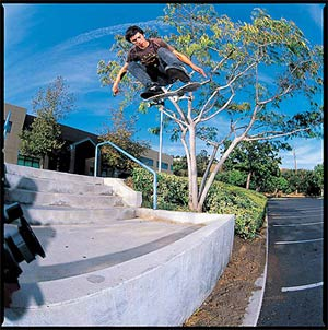 Leo Romero - Photo: Dawes/Slap magazine