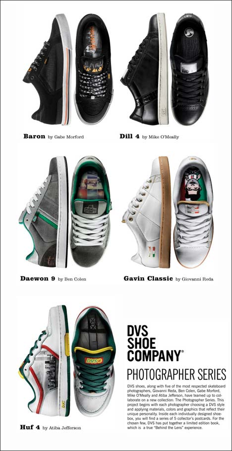 DVS Photographer Series