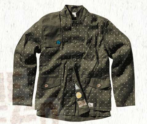 Etnies - Congo jacket - 100% organic