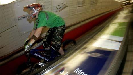 Red Bull Metro Ride