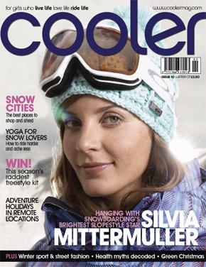 Cooler magazine