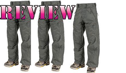 Volcom Striaton pants
