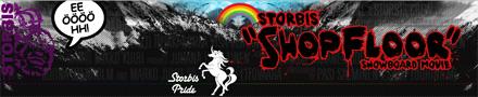 Storbis - finnish snowboarding style