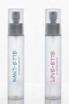Les Ettes Parfume giveaway at kink.se