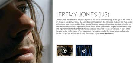 Jeremy Jones