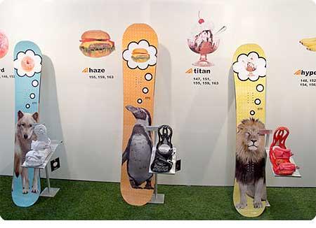 Artec Snowboards 2013