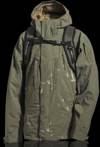 686 Times Dakine jacket
