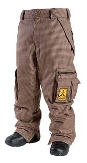 Analog Rally pants