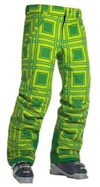 Cross sportswear diamond pants