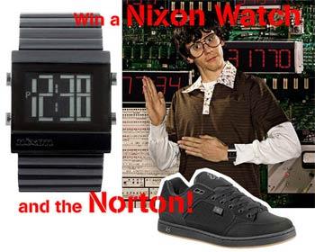 éS Nixon contest