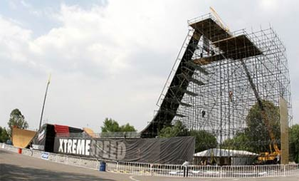 Mega Ramp - Photo: dannyway.com