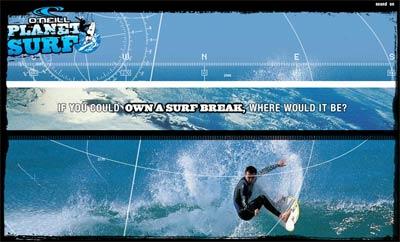 O'Neill Planet Surf
