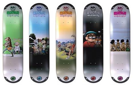 Rocky Skateboards