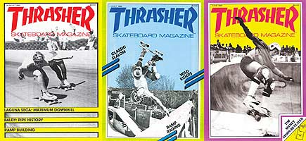 Thrasher summer issues